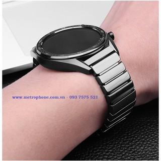 Dây gốm ( ceramic ) dành cho đồng hồ Huawei Watch GT / Watch GT 2 / Watch Magic / Amazfit Pace / Amazfit GTR 47mm