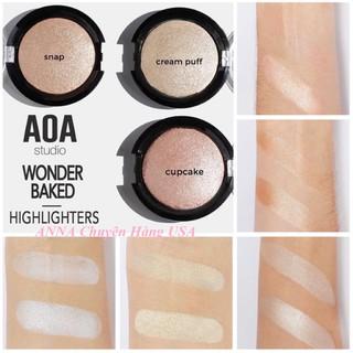 [Bill Mỹ] Phấn bắt sáng AOA Baked Highlighter Shop MissA thumbnail
