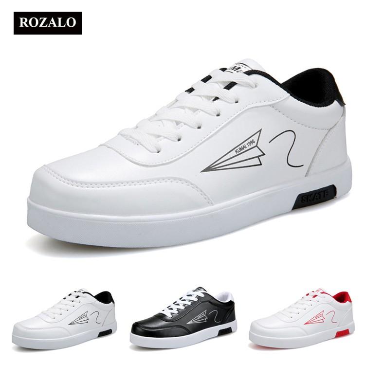 Giày sneaker thể thao thời trang nam cánh diều Rozalo RM3569