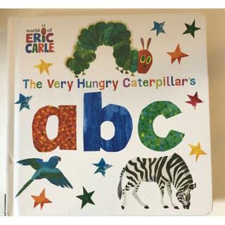 Sách Thế giới của Eric Carle - The Very Hungry Caterpillar s abc ( Các Loài Động Vật ) thumbnail