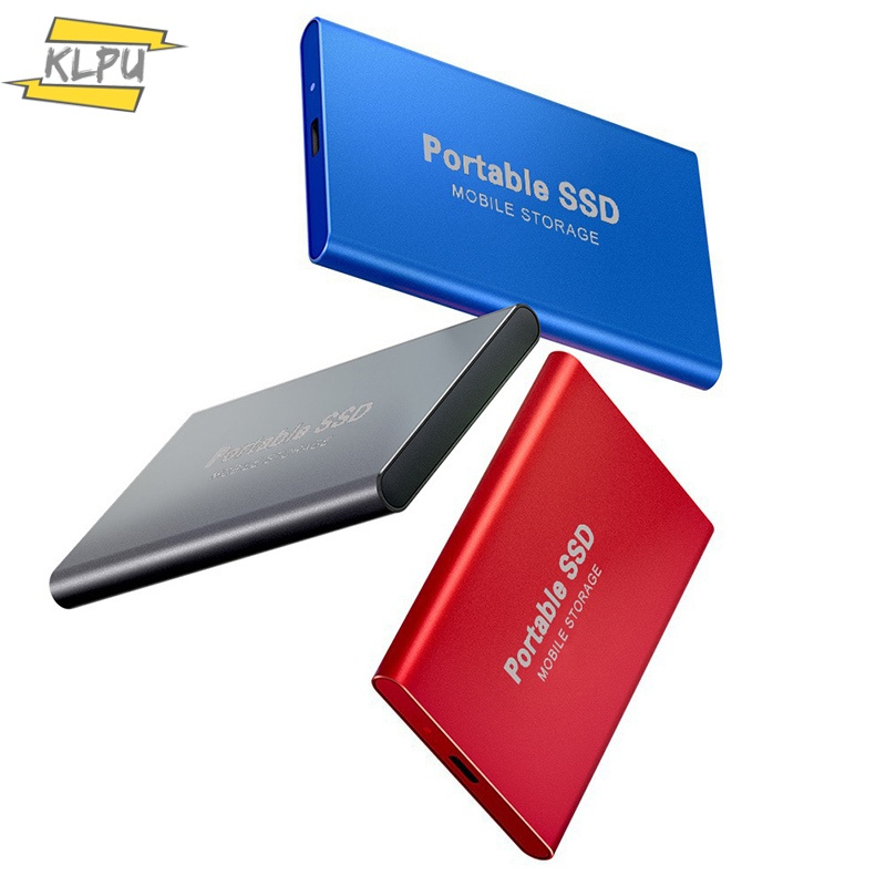Ổ Cứng Ngoài Ssd Kết Nối Usb 3.0 Cho Pc Laptop
