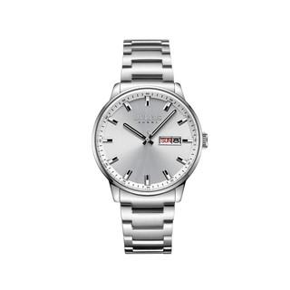 [Mã FARSBR153 giảm 15% đơn 150K] Đồng hồ nam Julius Home Hàn Quốc JAH-114 dây thép ( 3 màu )