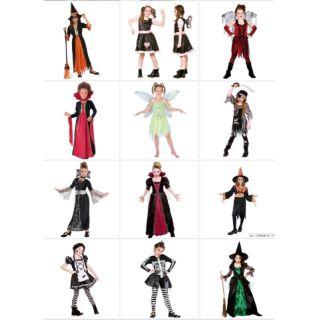Trang phục hóa trang Cosplay Halloween Costumes