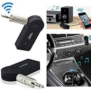 [Xả kho] Usb Bluetooth Cho Dàn Âm Thanh Xe Hơi, Amply, Loa Car Bluetooth (Màu Đen)