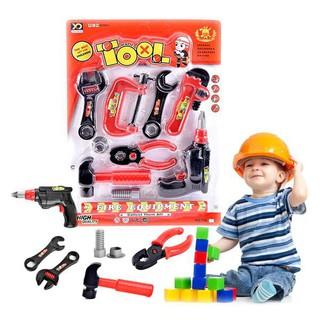 Bộ đồ chơi kỹ sư cho bé