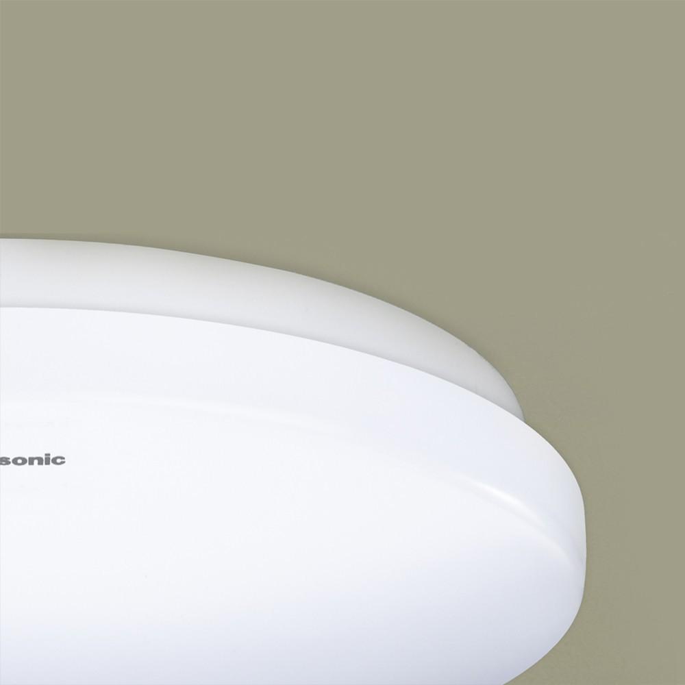 Đèn Trần Led PANASONIC 15W/ 20W/ 8W - Ánh Sáng Trắng 6500K - Dành Cho Phòng Tắm, Ban Công - Hàng Chính Hãng - HIBUCENTER