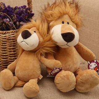 Thú nhồi bông hình sư tử hoạt hình dễ thương cho bé