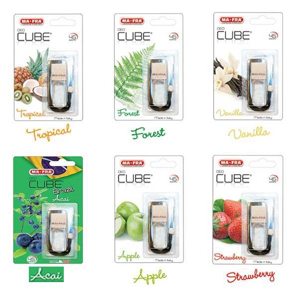 Mafra Tinh dầu khử mùi nội thất Deo-Cube Hương