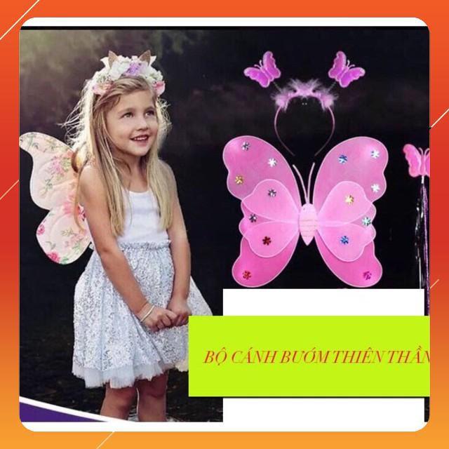 [Ka] Bộ cánh bướm thiên thần đáng yêu LINHPI