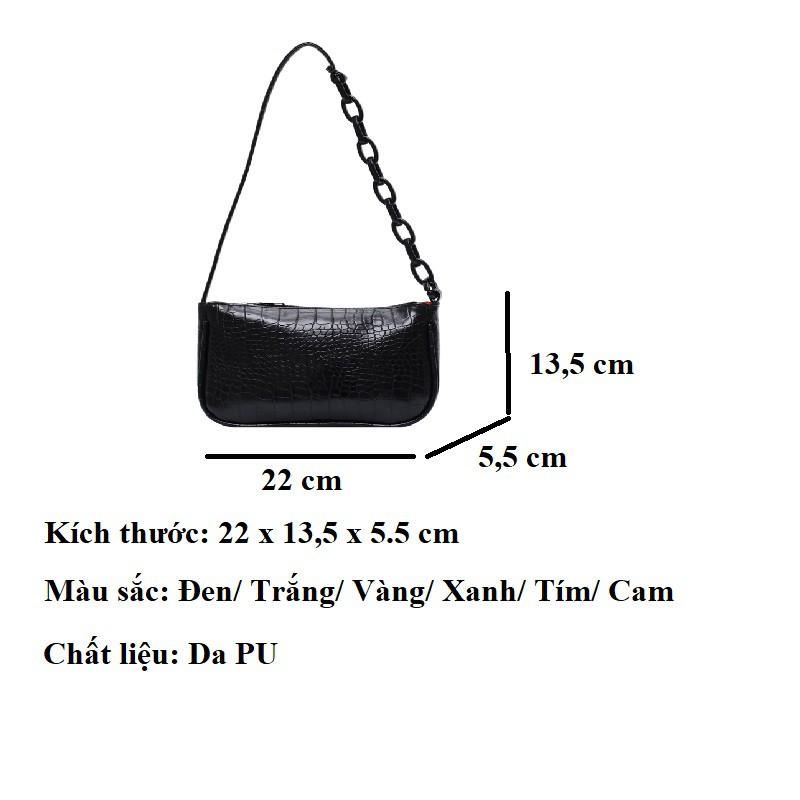 Túi xách nữ giá rẻ nhỏ thời trang cao cấp đẹp HY140