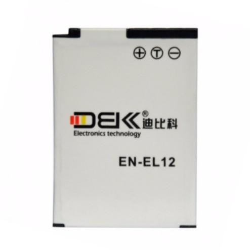 Pin DBK EN-EL12 dùng cho máy ảnh Nikon S610, S640, S710