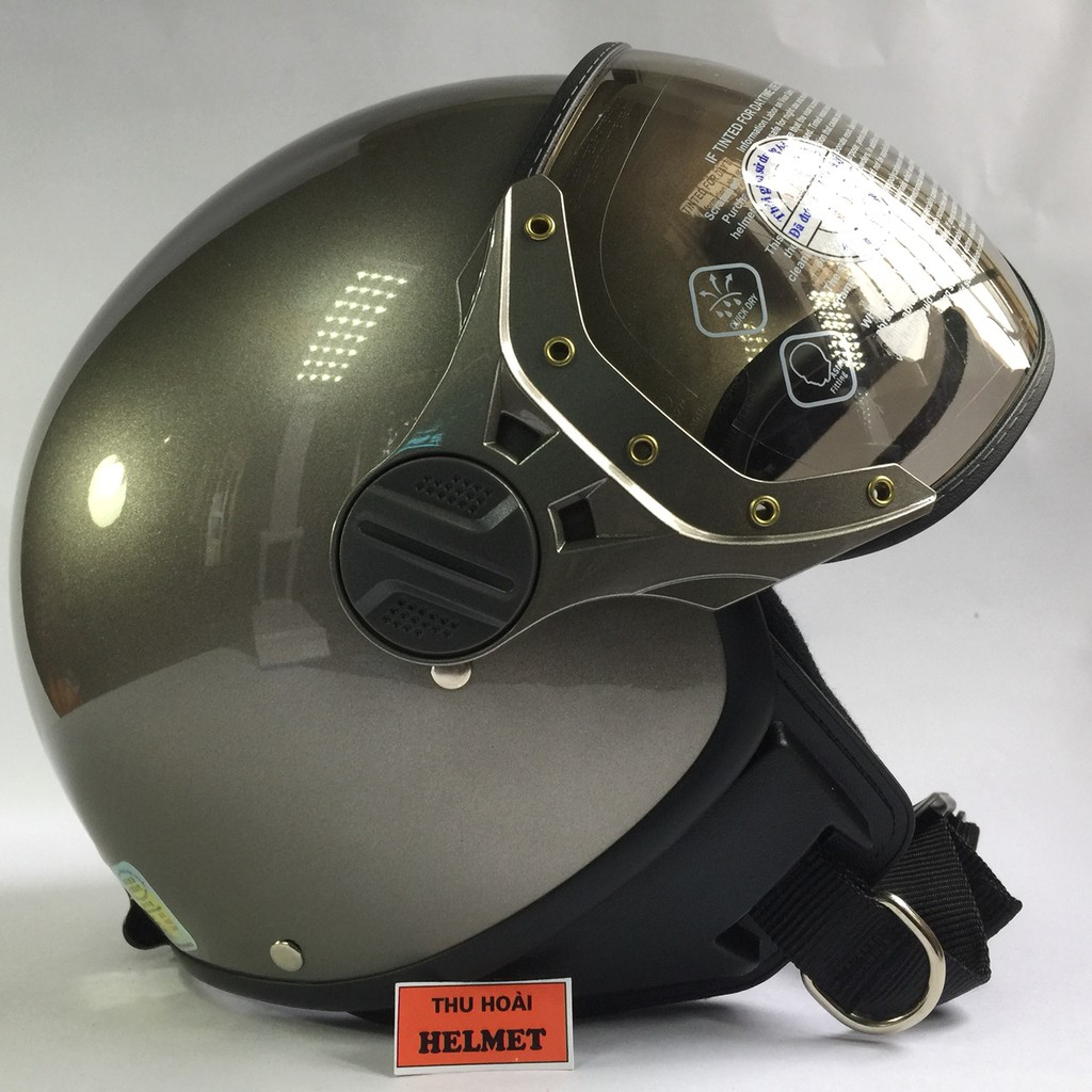 Mũ bảo hiểm Sunda 103CA xám trơn - 3034497 , 825150301 , 322_825150301 , 449000 , Mu-bao-hiem-Sunda-103CA-xam-tron-322_825150301 , shopee.vn , Mũ bảo hiểm Sunda 103CA xám trơn