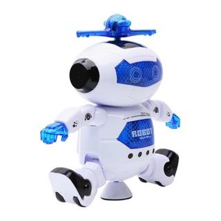 Robot nhảy và hát xoay 360 độ-US69638