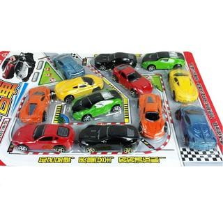 [HOT] combo 12 xe đồ chơi – 4772 [Giá Ưu Đãi]