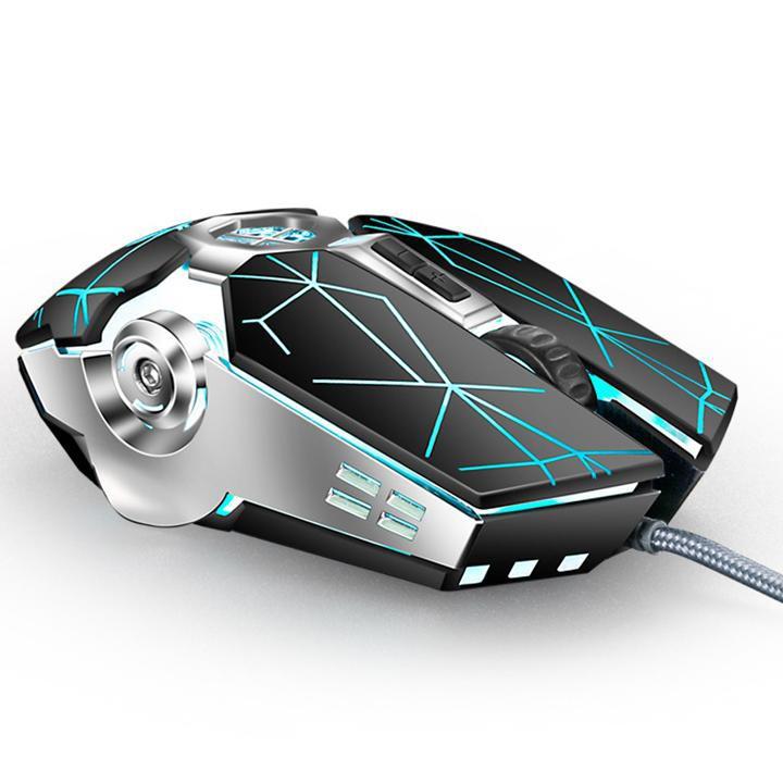 Chuột game cao cấp K-SNAKE Q7 dành PUBG & FPS