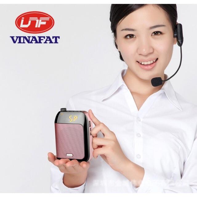 Máy trợ giảng không dây Aporo T9 UHF (Tặng củ sạc) có Bluetooth - Hàng chính hãng