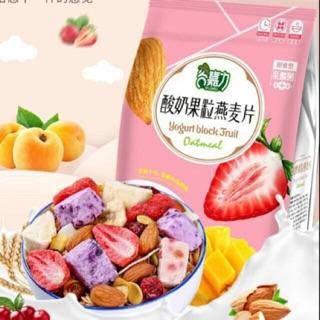 Yêu Thích[Mã GRO2511 hoàn 10% đơn 300K] Ngũ cốc sữa chua gói 500g