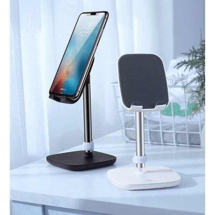 Giá đỡ điện thoại, máy tính bảng chất liệu hợp kim nhôm tiện dụng