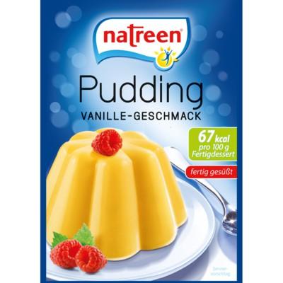 Bột làm Pudding vị Vani Natreen gói 35g