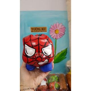 heo đất handmade-người nhện