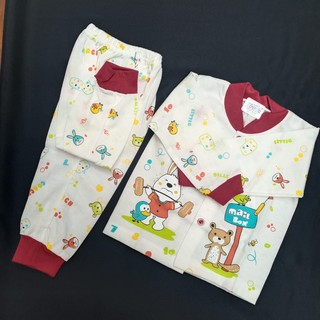 Áo Thun Cotton Tay Dài In Số 9 Thời Trang Cho Bé