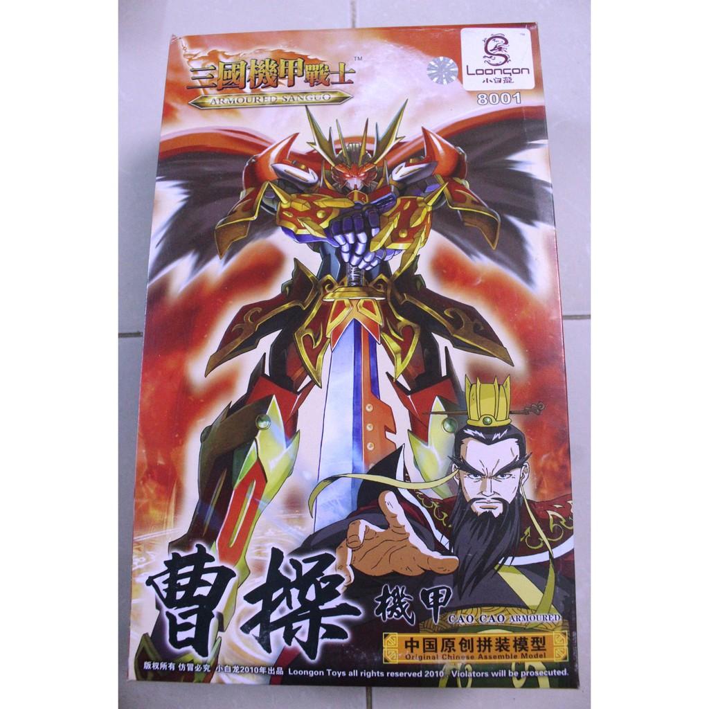 Mô hình lắp ráp HG 1/144 Gundam Tam Quốc Diễn Nghĩa Tào Tháo Loongon - 3156896 , 904121755 , 322_904121755 , 200000 , Mo-hinh-lap-rap-HG-1-144-Gundam-Tam-Quoc-Dien-Nghia-Tao-Thao-Loongon-322_904121755 , shopee.vn , Mô hình lắp ráp HG 1/144 Gundam Tam Quốc Diễn Nghĩa Tào Tháo Loongon