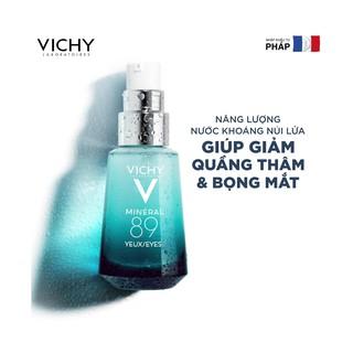 Vichy - Dưỡng Chất Vùng Mắt Giảm Bọng Mắt, Quầng Thâm, Dưỡng Ẩm 15ml