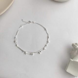 Lắc Chân Bạc Ngôi Sao Choco Jewelry thumbnail