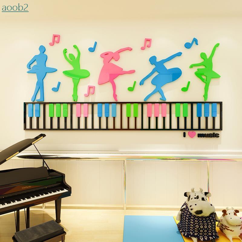 sticker dán tường họa tiết 3d hình âm nhạc dùng trong trang trí phòng - 14998697 , 2482626350 , 322_2482626350 , 189100 , sticker-dan-tuong-hoa-tiet-3d-hinh-am-nhac-dung-trong-trang-tri-phong-322_2482626350 , shopee.vn , sticker dán tường họa tiết 3d hình âm nhạc dùng trong trang trí phòng