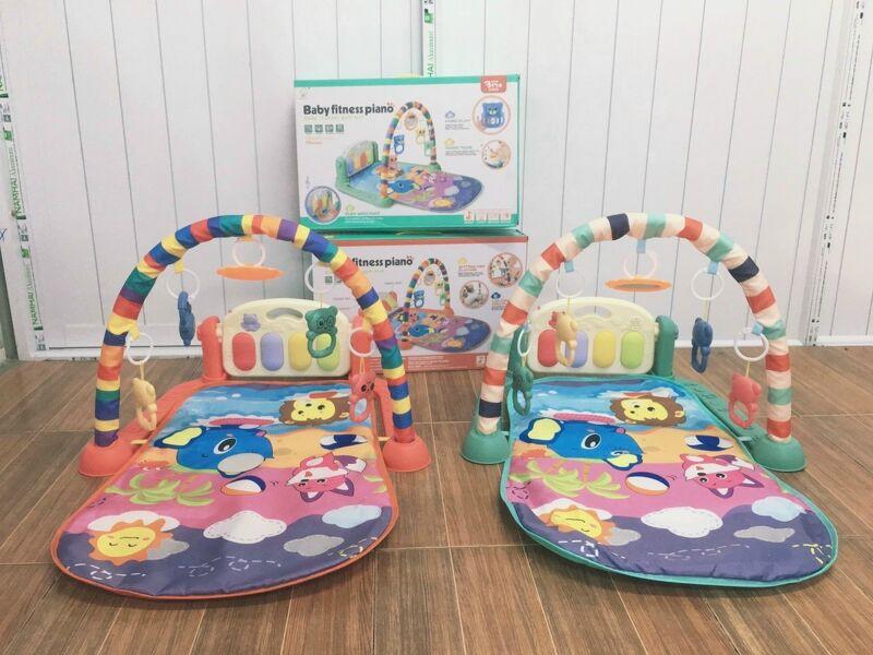 Thảm đàn Piano gym Baby fitness 3M+
