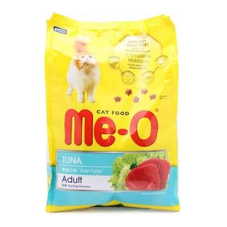 [Mã 157FMCGSALE giảm 8% đơn 500K] Thức ăn mèo ME-O vị cá ngừ bao 7kg ( gồm 20 gói 350gr) thumbnail