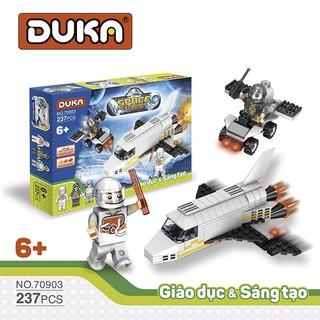 Đồ Choi Lego Xếp Hình Tàu Vũ Trụ (237 Chi Tiết)