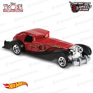 Xe Hot Wheels – Cruella De Vil đồ chơi ô tô mô hình hotwheels