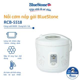 Nồi Cơm Điện BlueStone RCB-5518 - Bảo hành 24 tháng - Hàng Chính Hãng