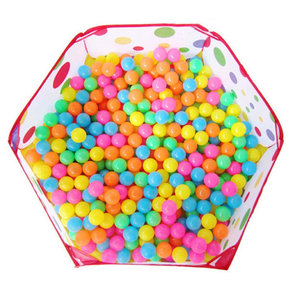 1M can shoot children's marine ball pool collapsible storage ball pool new