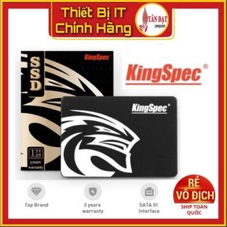Ổ Cứng SSD KINGSPEC 120GB 240GB - Hàng chính hãng Mai Hoàng thumbnail