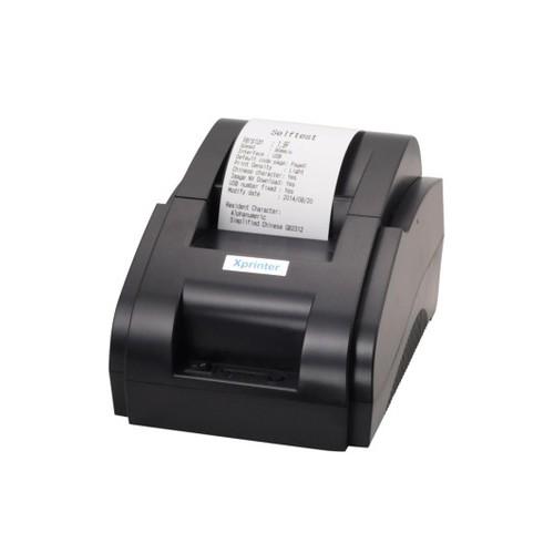 Máy in hóa đơn Xprinter XP-58IIH 58MM Giá chỉ 589.000₫