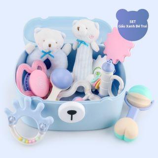 Bộ xúc xắc 9 món Goryeo Baby Hàn Quốc cho bé