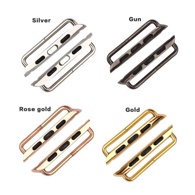 1 cặp khóa chốt cài Adapter 38/40/42/44mm dành cho Apple Watch