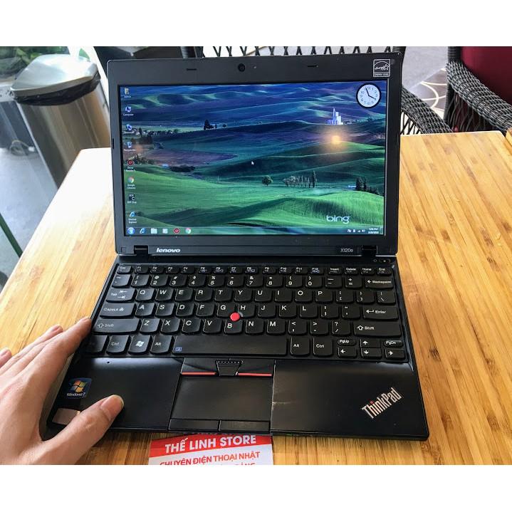 Laptop Lenovo Thinkpad X120e nhỏ gọn. Có HDMI, Webcam