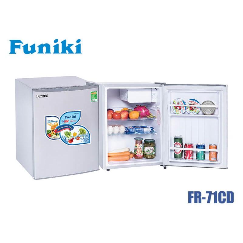 Tủ lạnh mini Funiki FR 71CD 70 lít