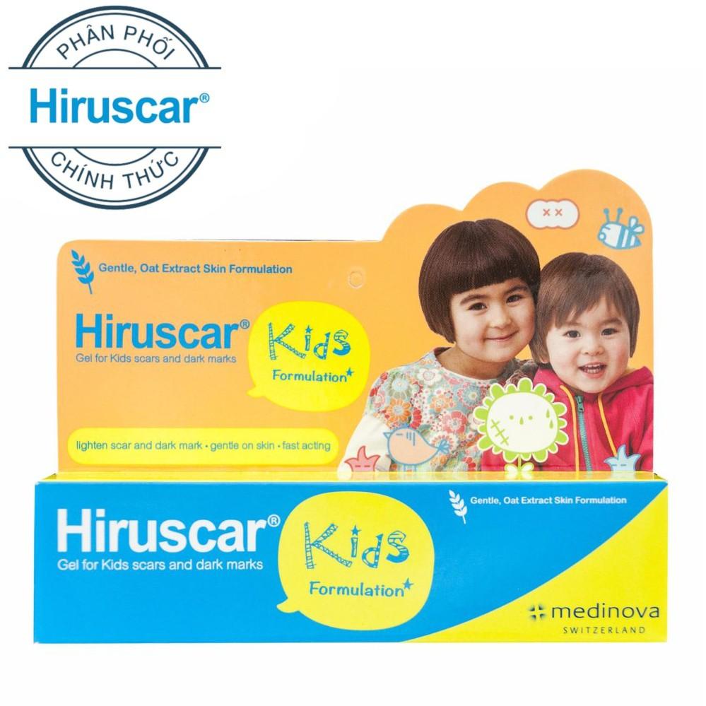 Gel cải thiện sẹo và vết thâm ngứa trẻ em Hiruscar Kids 10g - 3574950 , 999057645 , 322_999057645 , 187000 , Gel-cai-thien-seo-va-vet-tham-ngua-tre-em-Hiruscar-Kids-10g-322_999057645 , shopee.vn , Gel cải thiện sẹo và vết thâm ngứa trẻ em Hiruscar Kids 10g