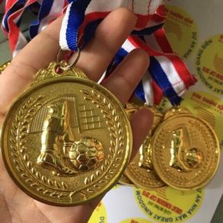 Sỉ: Huy chương bóng đá – Vàng , Bạc , Đồng – Ảnh thật 100%
