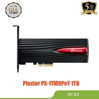 [Mã ELMS05 giảm 5% đơn 300K] Ổ Cứng SSD Plextor PX-1TM9PeY 1TB Chuẩn M.2 PCIe - Hàng Chính Hãng
