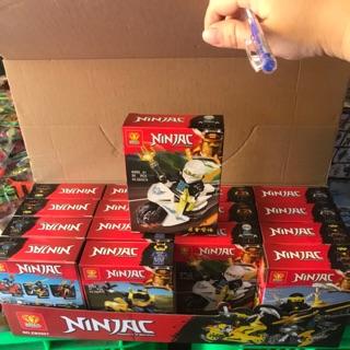 Ráp lego Ninja ngẫu nhiên giá rẻ