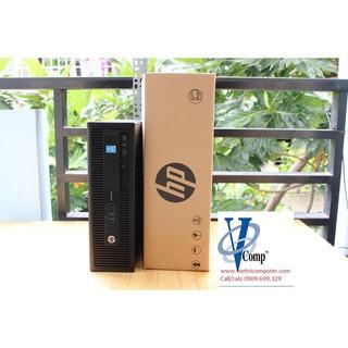 Máy tính Đồng Bộ Máy bộ HP 600G1 /800 G1 SFF i3 i5 i7. Hàng nhập khẩu Mỹ, Nhật, full thùng xốp /BH 12 tháng