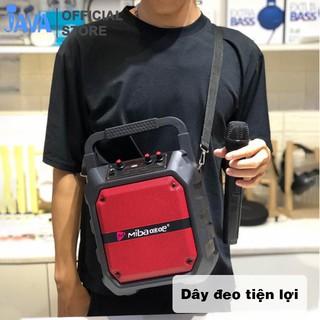 [TẶNG 1 MIC KARAOKE KHÔNG DÂY] Loa Bluetooth Karaoke JAVA A8S-Loabluetooth-Micro Bluetooth- cắm được Guitar