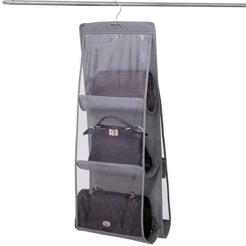 Túi treo giỏ xách 6 ngăn