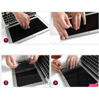 [RẺ VÔ ĐỊCH] Miếng Dán Chống trầy xước Màn Hình Cho các loại Macbook (Đủ các Dòng máy Mac) thumbnail