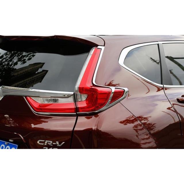 Ốp Viền Đèn Hậu Honda CRV 2018/2019